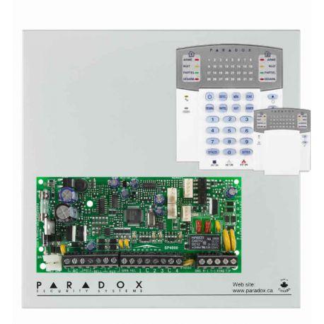Paradox Kit SP 4000+Clavier K32