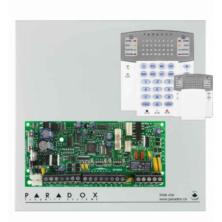 Paradox Kit SP 6000+Clavier K32