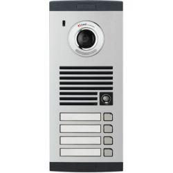 Kocom Platine de rue avec caméra couleur 4-boutons