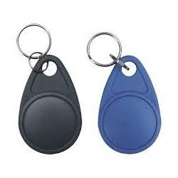 ZKTECO Badge Porte clefs RFID, 125 Khz