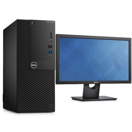 DELL OPTIPLEX 3020 i3-4160 6 Go 750 Go