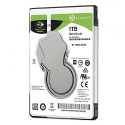 Disque Dur Interne SEAGATE BarraCuda 1To 2.5""