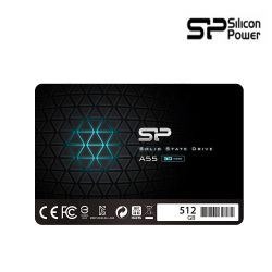 Disque Dur Interne SILICON POWER 512Go SSD - 2.5""